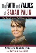 The Faith and Values of Sarah Palin eBook