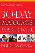 30 Day Marriage Makeover eBook