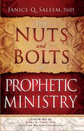 The Nuts and Bolts of Prophetic Ministry eBook