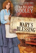 Mckenna's Daughter #02: Mary's Blesssings (#02 in Mckenna's Daughters Series) eBook