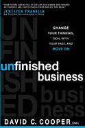 Unfinished Business eBook