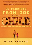 65 Promises From God For Your Child eBook