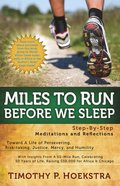 Miles to Run Before We Sleep eBook