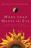 More Than Meets the Eye eBook