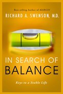 In Search of Balance eBook
