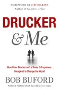 Drucker & Me eBook