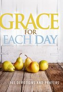 Grace For Each Day eBook