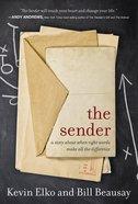 The Sender eBook