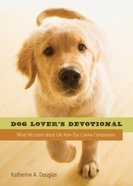 Dog Lover's Devotional eBook