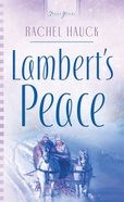Lambert's Peace eBook