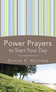Power Prayers to Start Your Day eBook