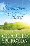 Strengthen My Spirit eBook