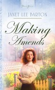 Making Amends eBook