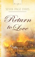 Return to Love eBook
