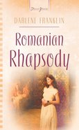 Romanian Rhapsody eBook
