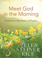 Meet God in the Morning eBook