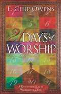 21 Days of Worship eBook