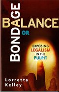 Balance Or Bondage eBook