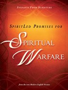 Spiritled Promises For Spiritual Warfare eBook