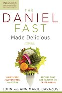 The Daniel Fast Made Delicious eBook
