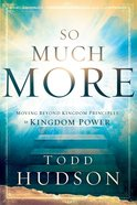 So Much More eBook