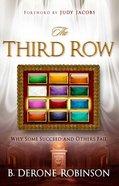 The Third Row eBook