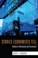 Stories Economists Tell eBook