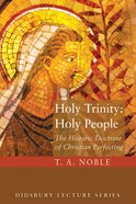 Holy Trinity eBook