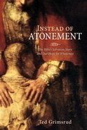 Instead of Atonement eBook