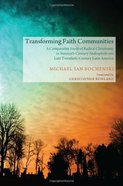 Transforming Faith Communities eBook