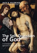 The Self-Donation of God eBook