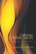 Called Into Communion eBook