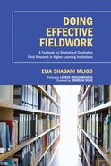 Doing Effective Fieldwork eBook
