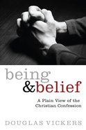 Being and Belief eBook