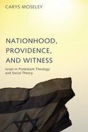 Nationhood, Providence, and Witness eBook
