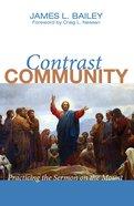 Contrast Community eBook