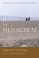 Jesus and Menachem eBook