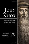 John Knox eBook