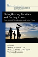 Strengthening Families and Ending Abuse eBook