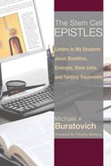 The Stem Cell Epistles eBook