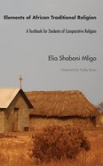 Elements of African Traditional Religion eBook