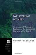 Participating Witness eBook