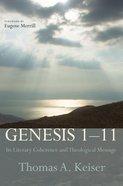 Genesis 111 eBook