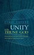 Unity in the Triune God eBook