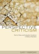 Perspective Criticism eBook