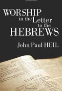 Worship in the Letter to the Hebrews eBook