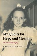 My Quests For Hope and Meaning eBook