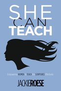 She Can Teach eBook
