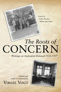 The Roots of Concern eBook