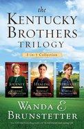 The Kentucky Brothers Trilogy (Kentucky Brothers Series) eBook